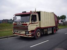 1985 Scania G (P) 82 M 4X2 GARB