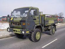 1988 MAN 8-136 FAE 4X4 EX-ARMY.