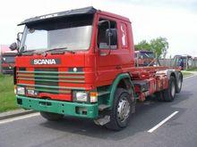 Scania P 112 HL 6X2 LS TIPPER..