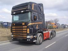 Used 1998 Scania R 1