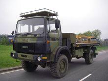 1985 Magirus 168 M 11 FAL 4X4 E