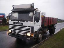Used 1988 Scania P 9