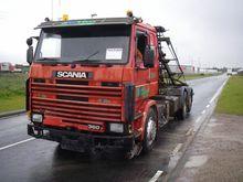 1991 Scania 113 6X2 360 HK. (TR