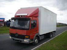 2004 Mercedes Benz ATEGO 815 L