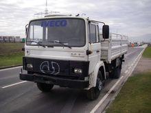 1987 Magirus 168 M 11.  4X2