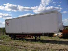 1996 Schmitz Cargobull SKO 10 C