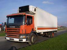 1999 Scania P 94 4X2 260 HK WIT