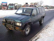 1996 Nissan KING CAB 2,5 D ATLA