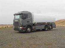 Used 2003 Scania R 1