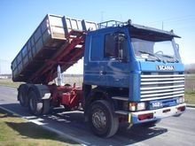 1985 Scania R 142 6X2...( ONLY