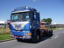 2000 MAN 26-464...6X4 CHASSIS /