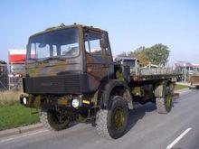 1985 Magirus 110 X 16 AW 4X4. 4