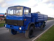 1988 Magirus 110 X 16 AW.4X4...