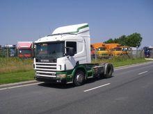 Used 1999 Scania P 1