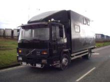 1989 Volvo FL 611 150 HK 4X2.