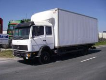 1993 Mercedes Benz 817 4X2 WITH