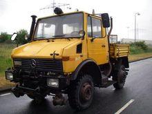 Used 1983 Unimog U 1