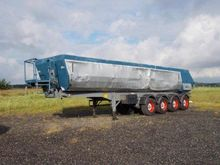 2012 ATM S446 4 AXEL TIP TRAILE