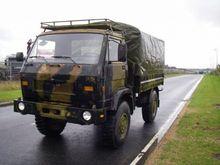 1987 MAN 8-136 FAE 4X4.EX-ARMY.