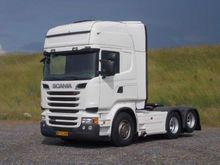 2014 Scania R 490 LA 6X2 MNB.TO