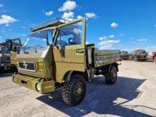 1990 MAN 8-136 FAE 4X4.