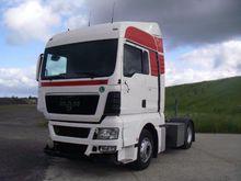 2012 MAN TGX 18-400 BLS.