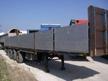 1988 Broshuis PULL OUT TRAILER