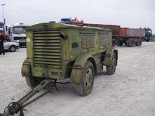 1980 DIV. GENERATOR 380V-220V-8