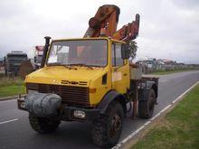 Used Unimog U 1700 4
