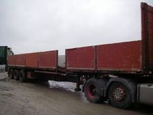 1991 Broshuis PULL OUT TRAILER