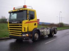 1998 Scania R 124 G 6X2  400 HK