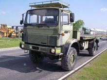 1983 Magirus 168 M11 FAL 4X4