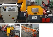 horizontal sawing machine  MACC