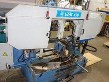 automatic horizontal bandsawing