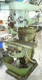 Slot milling machine, vertical