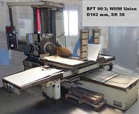 bench drill  WMW Union  BFT 90/