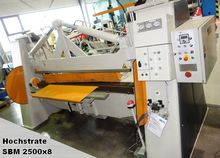 hydraulik folding machine  Hoch