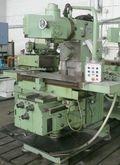 knee type milling machine  Klop
