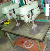 table - gang drilling machine