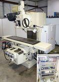 vertical knee type milling mach