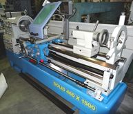 Used lathe Solid 460