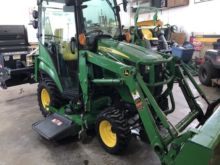 Used 1025R Cab for sale. John Deere equipment & more ...