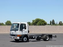 2000 Hino FB1817 Cab & Chassis