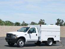 2004 Ford F450 XL SD with Dakot