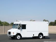 2000 Freightliner with Grumman