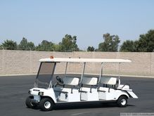 Club Car MG - Villager 8 8 Pass