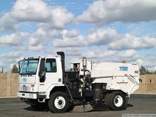 2003 Freightliner FC70 with Tym