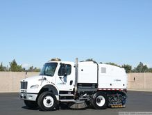 2007 Freightliner M2 with Johns