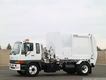 2003 Hino FE2620 with Heil Retr