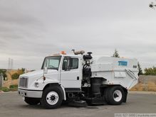 2001 Freightliner FL70 with Tym
